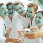 spa party girls