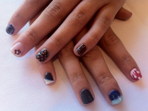 artistic nail gel urban spa peterborough