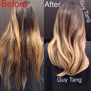 From Dark To Light Hair Without Any Breakage The Olaplex Way The