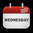 calendar-wednesday