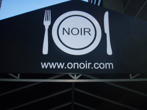 O.Noir- Urban Spa Peterborough