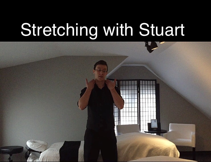 Stretching with Stuart- The Urban Spa Peterborough