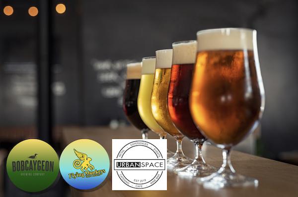 Battle of Brewery Beer Urban Space
