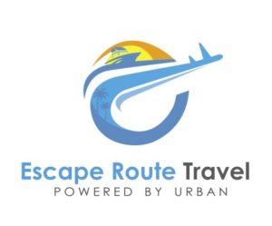 Escape Route Travel Powered by Urban Logo